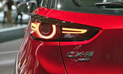 Mazda says it will consider building a high-performance version of the CX-3.