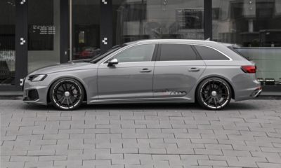 WheelsandMore Audi RS4 Avant profile
