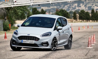 New Ford Fiesta ST undergoes the Moose Test