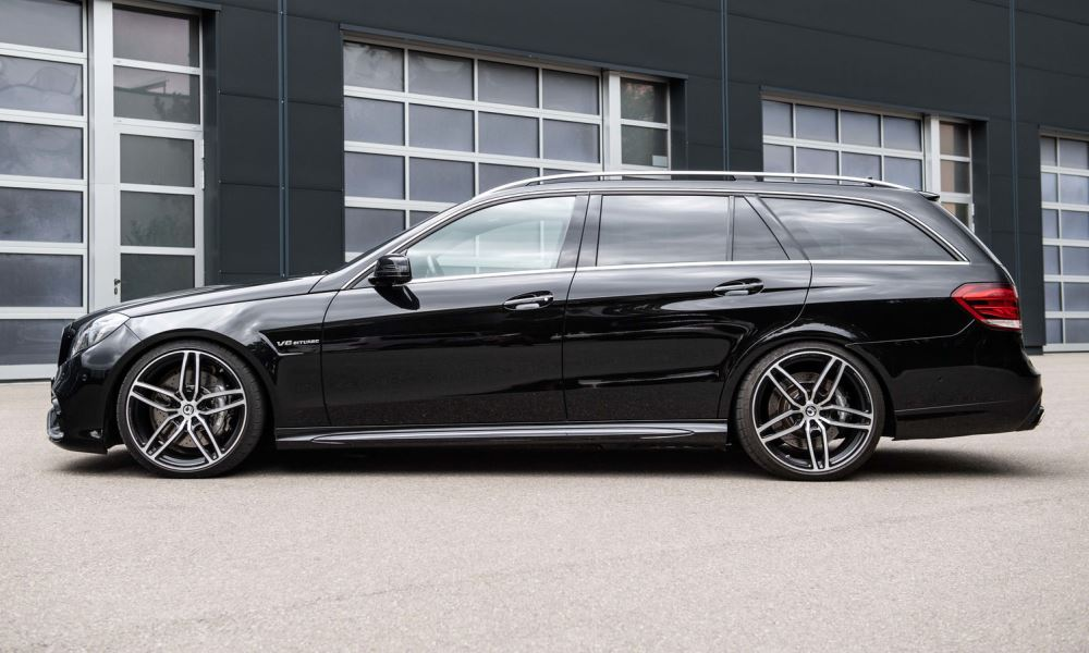 Wagons are popular in Europe so this should gain some attention on the Autobahn.