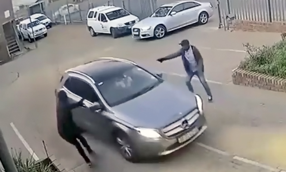 Would-be hijackers