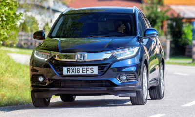 Honda has updated its HR-V.