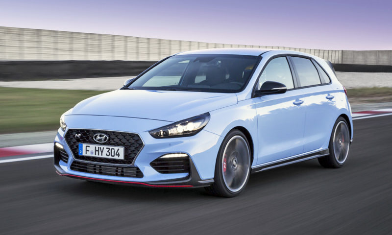 A Hyundai executive has hinted that a hotter i30 N is on the cards.