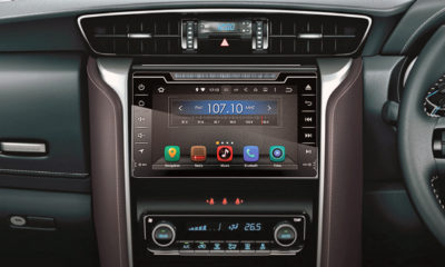 Aftermarket infotainment