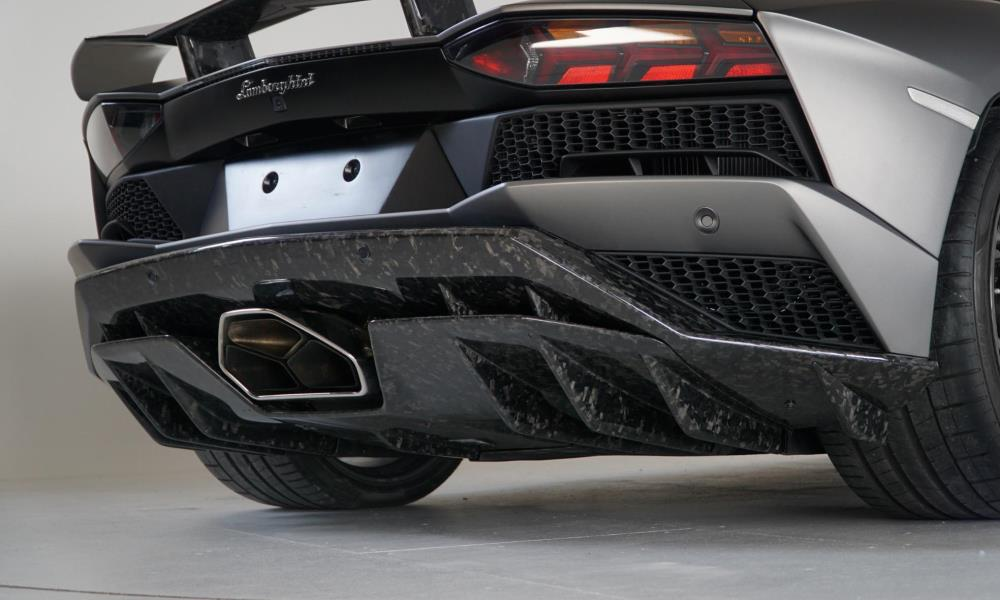 A sports exhaust can also be specified.