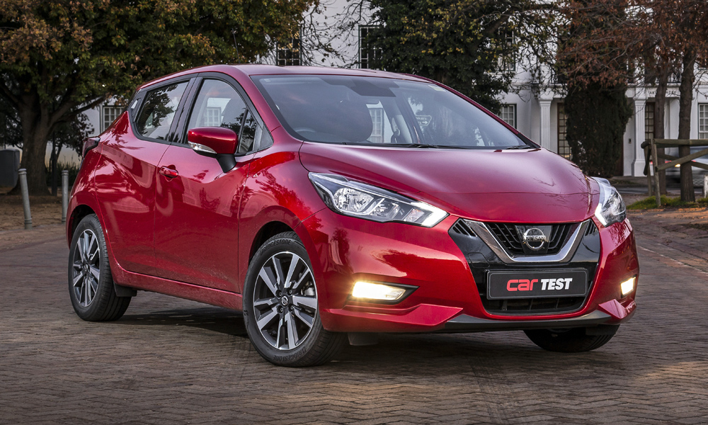 The new Nissan Micra faces some tough competition.