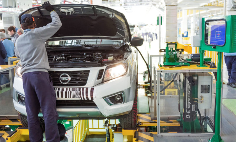 Nissan expands Navara production to fifth country
