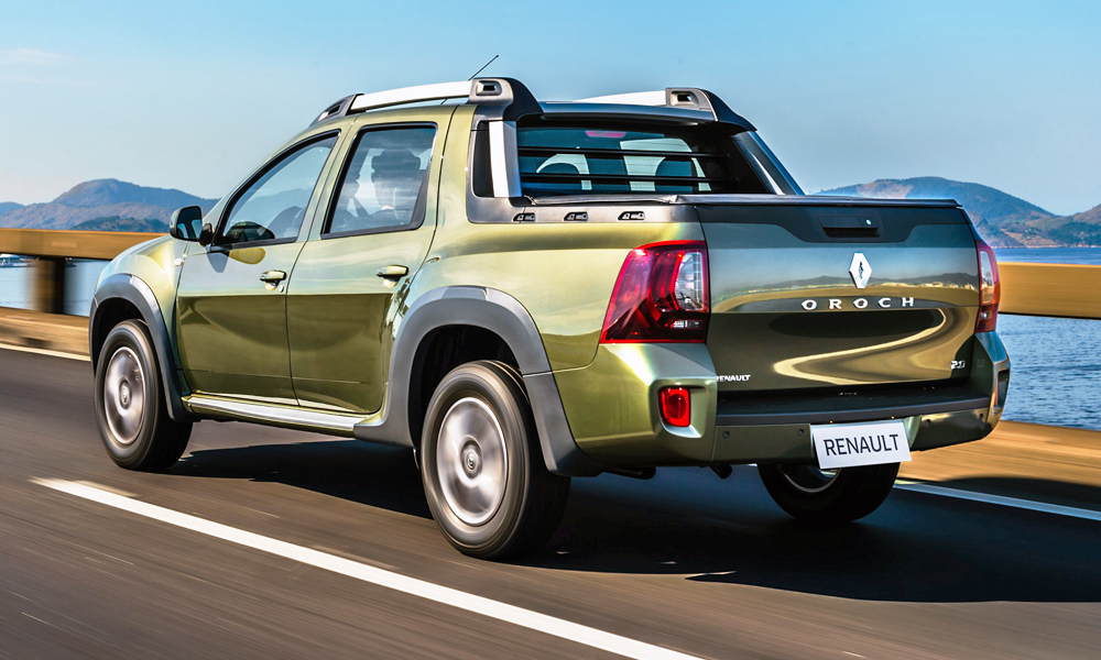 renault duster oroch bakkie sa launch date pencilled in car magazine. Black Bedroom Furniture Sets. Home Design Ideas