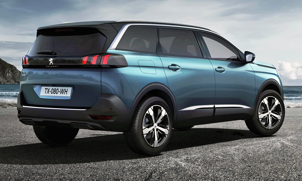 The Peugeot 5008 is set to arrive in South Africa in the final quarter of 2018.
