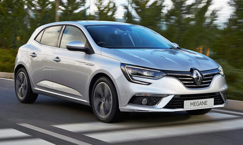 Renault Sa Rejigs Megane Range Lowers Entry Price Car Magazine
