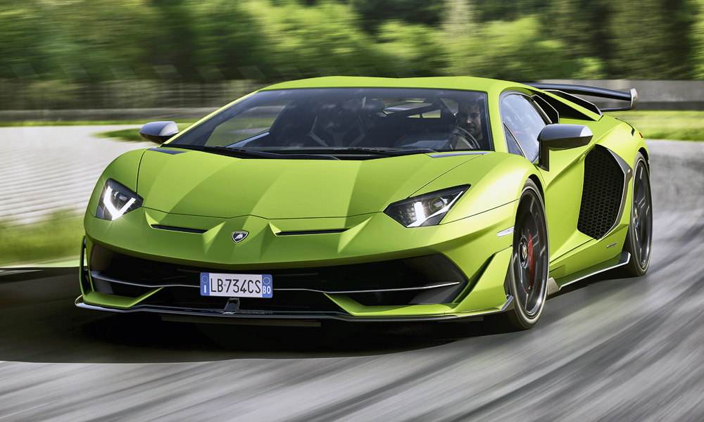 The Lamborghini Aventador SVJ has been revealed!