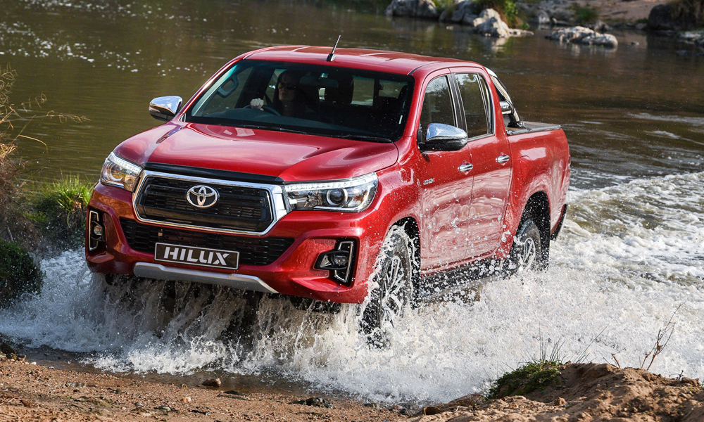 Toyota SA has made a number of changes to its Hilux range.