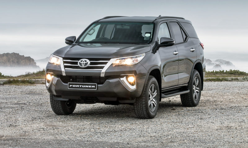 The Toyota Fortuner range has had its infotainment systems upgraded.