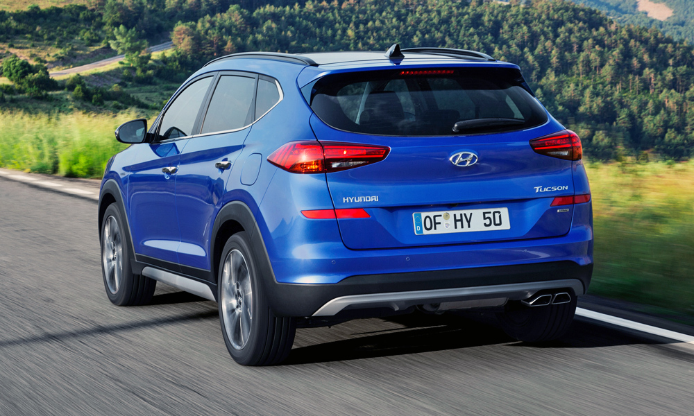 here 39 s how much the facelifted hyundai tucson costs in sa car magazine. Black Bedroom Furniture Sets. Home Design Ideas