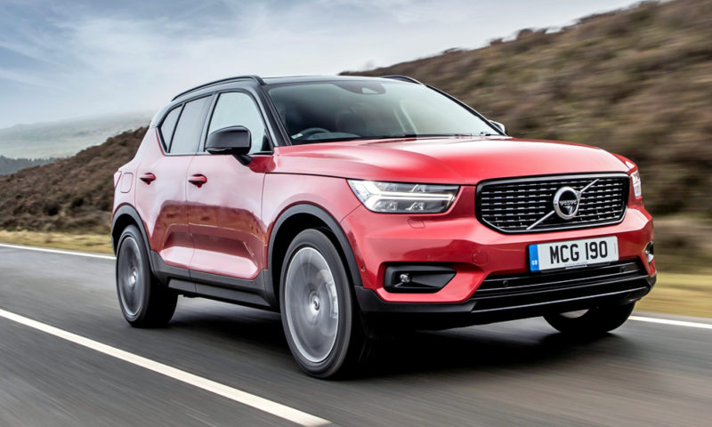 entry level volvo xc40 t3 models touch down in south africa car magazine. Black Bedroom Furniture Sets. Home Design Ideas