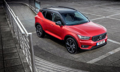 The man who designed the exterior of the XC40 has left Volvo.