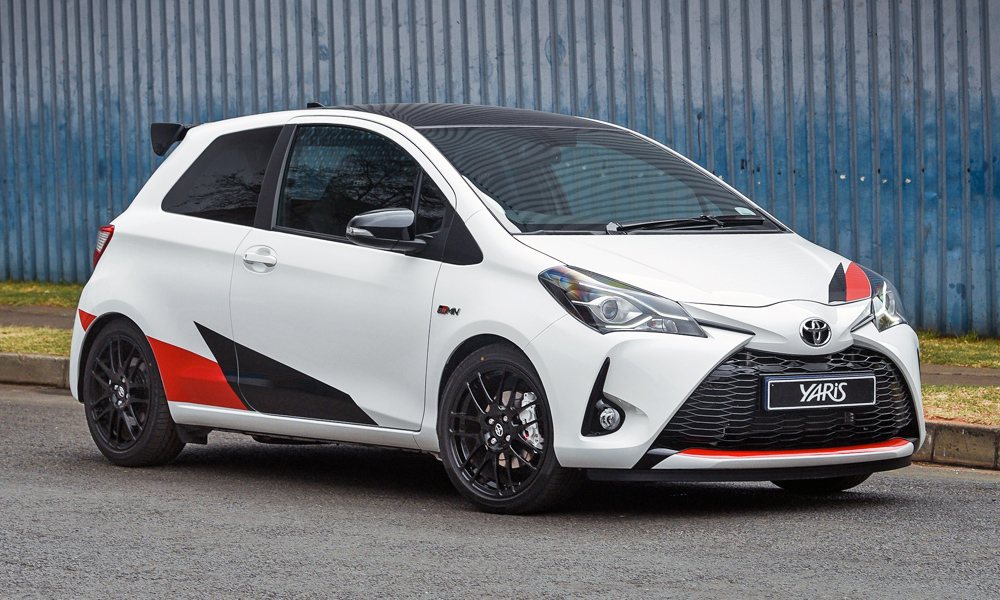 We drive the limited-edition Toyota Yaris GRMN to see what Gazoo Racing has in store.