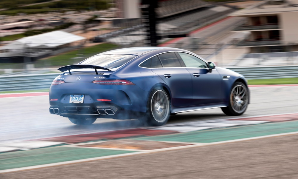 DRIVEN: Mercedes-AMG GT63 S 4-door 4Matic+ - CAR magazine