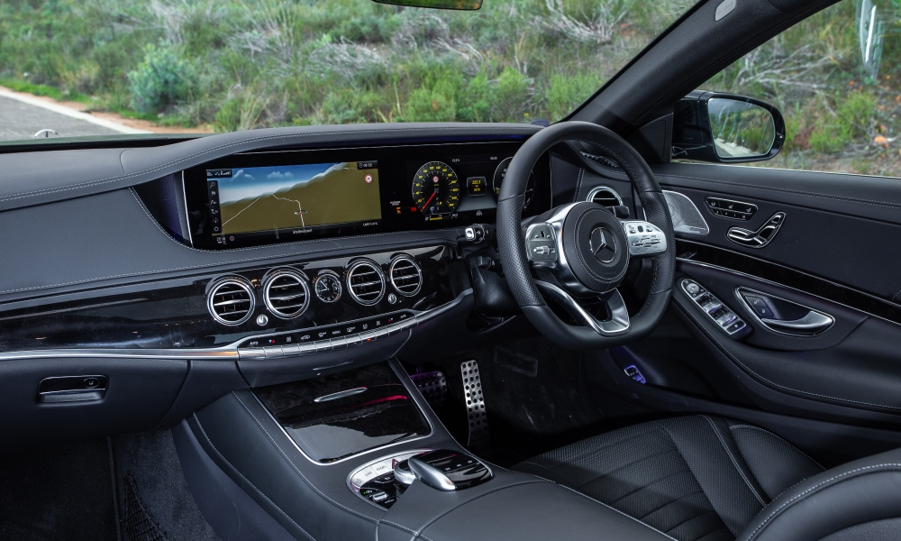 Both vehicles offer quad-zone climate control, supplemented on the Lexus with seat heating and cooling.