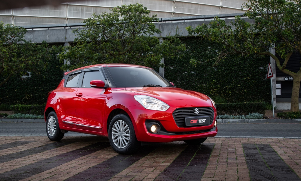 The new Suzuki Swift offers the same levels of build quality and value for money as its predecessor.