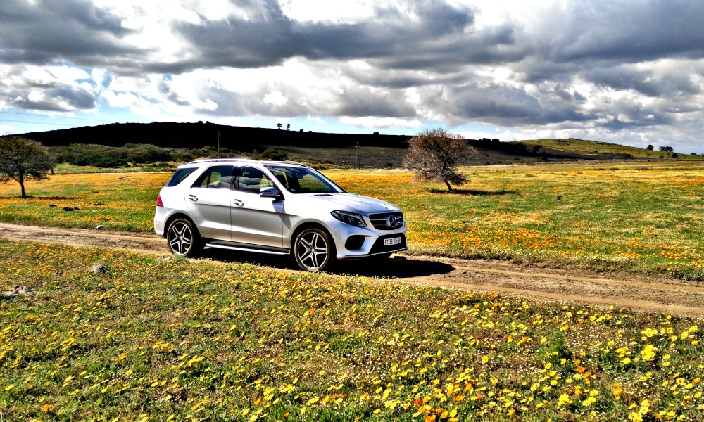 We sample the outgoing Mercedes-Benz GLE350d.