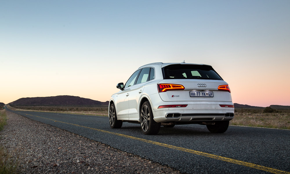 The SQ5 offers fuss-free pace, but that does result in mounting fuel bills.