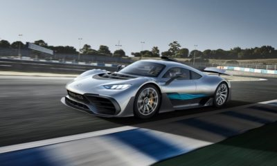 Mercedes-AMG Project ONE Concept