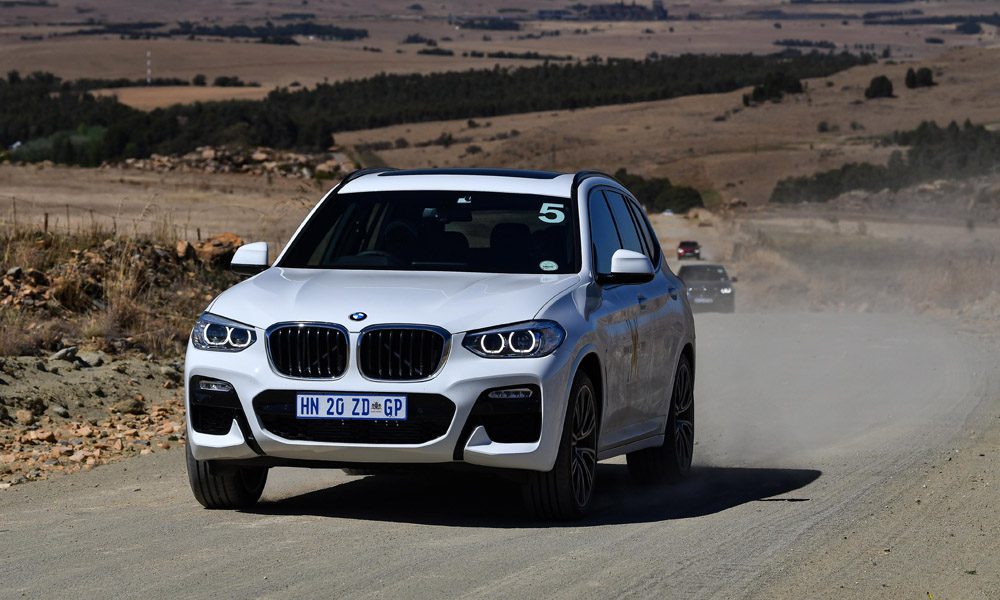 For gravel roads and tarmac, high-profile tyres always provide the most comfort.