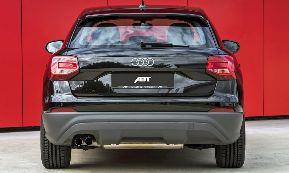 ABT badging, present and correct.