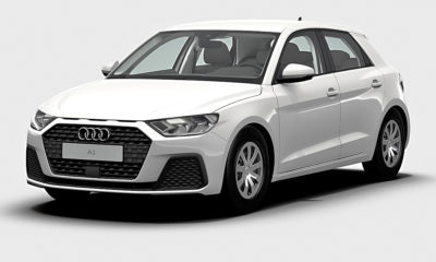 Audi A1 Sportback in base spec