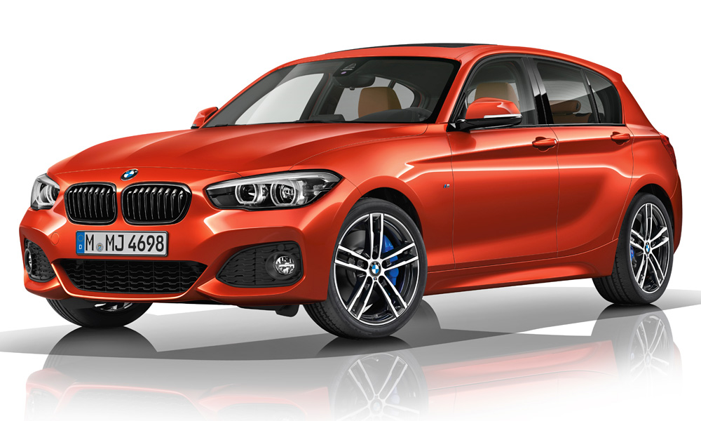 BMW 1 Series Edition M Sport Shadow