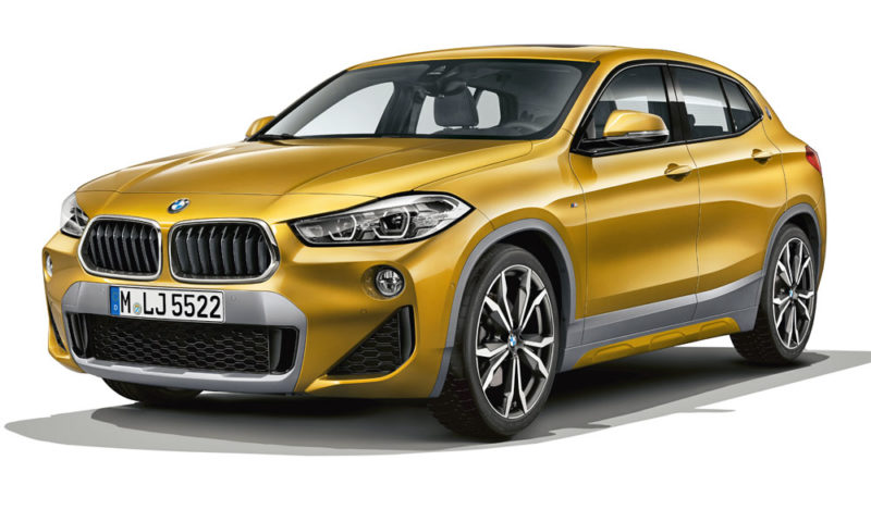 BMW is set to add new front-wheel-drive diesel models to its X2 range.