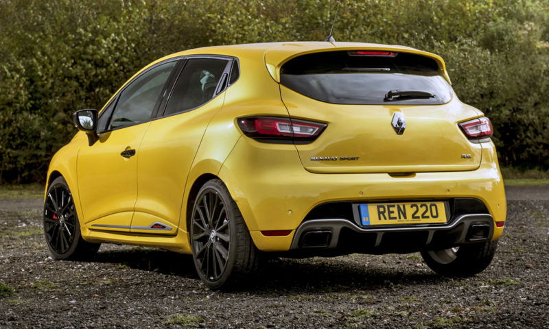 Renault Clio RS won't ever be manual again