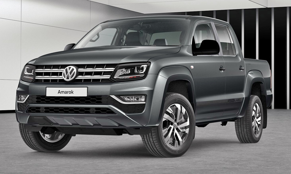 The Volkswagen Amarok Dark Label has quietly arrived in South Africa.