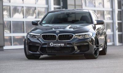 G-Power M5 front