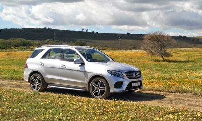 Mercedes-Benz GLE350d