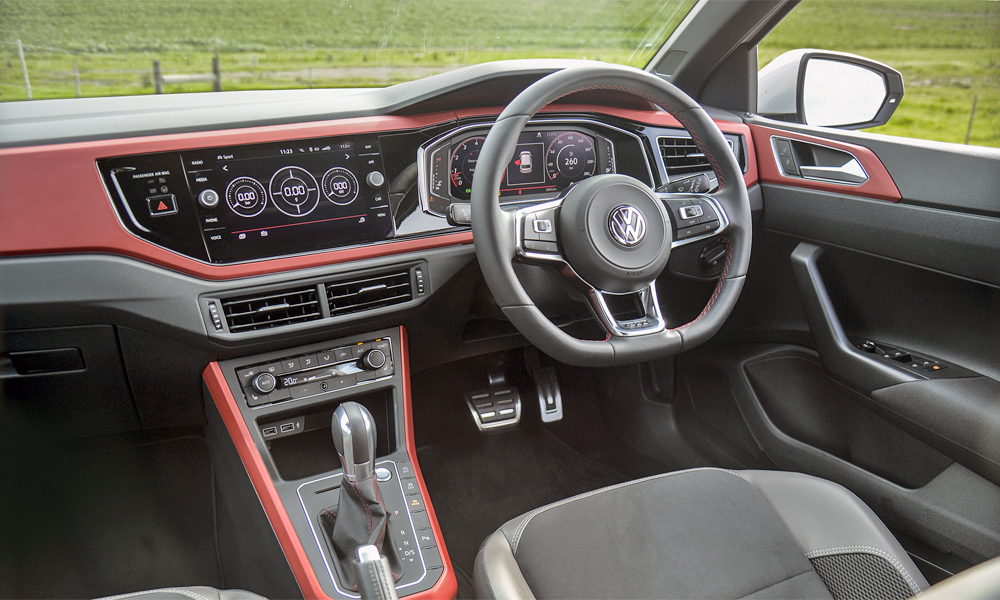 Road Test Volkswagen Polo Gti 2 0 Tsi Dsg Car Magazine
