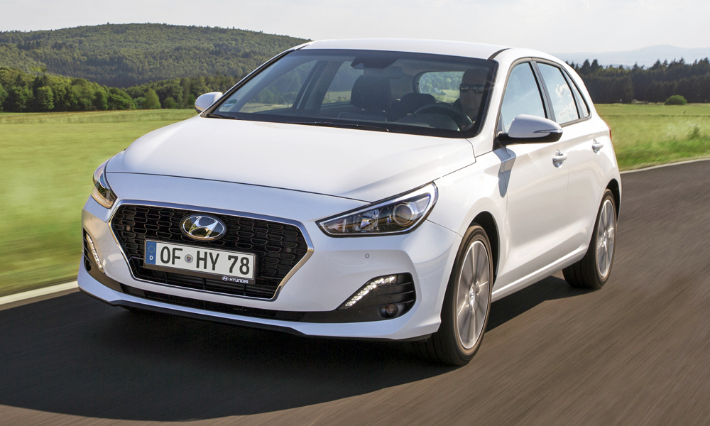The Hyundai i30 has been given a subtle refresh.