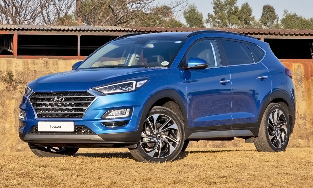 The facelifted Hyundai Tucson has arrived in South Africa.