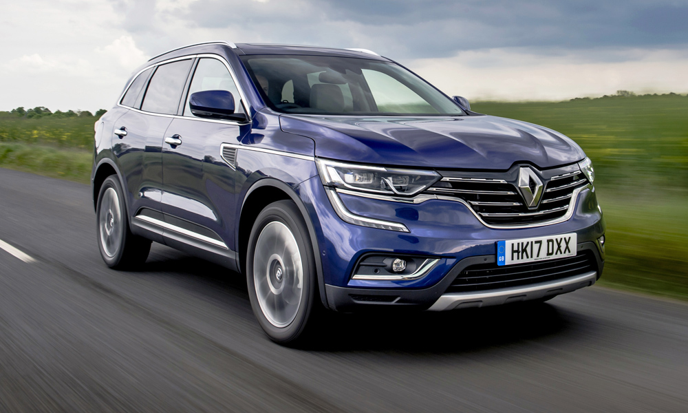 The second-generation Renault Koleos is on its way to South Africa.