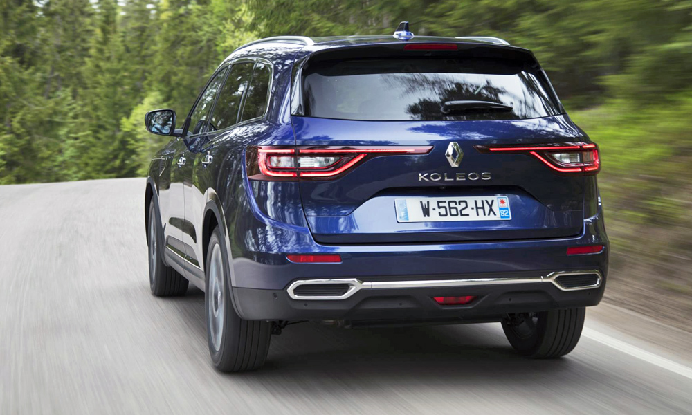 Under the skin, the Koleos shares much with the Nissan X-Trail.