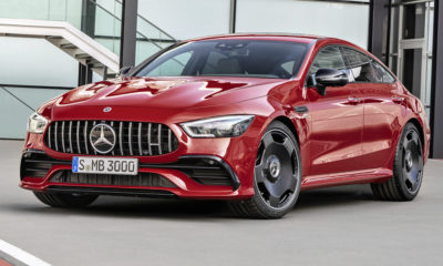 Mercedes-AMG GT43 4Matic+ 4-Door Coupé