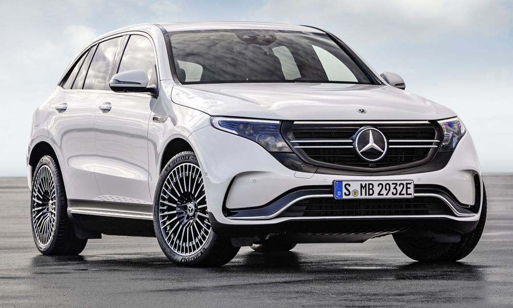 The Mercedes-Benz EQC has been revealed.