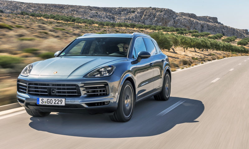 """The head of Porsche SA says diesel will """"come back strongly""""."""