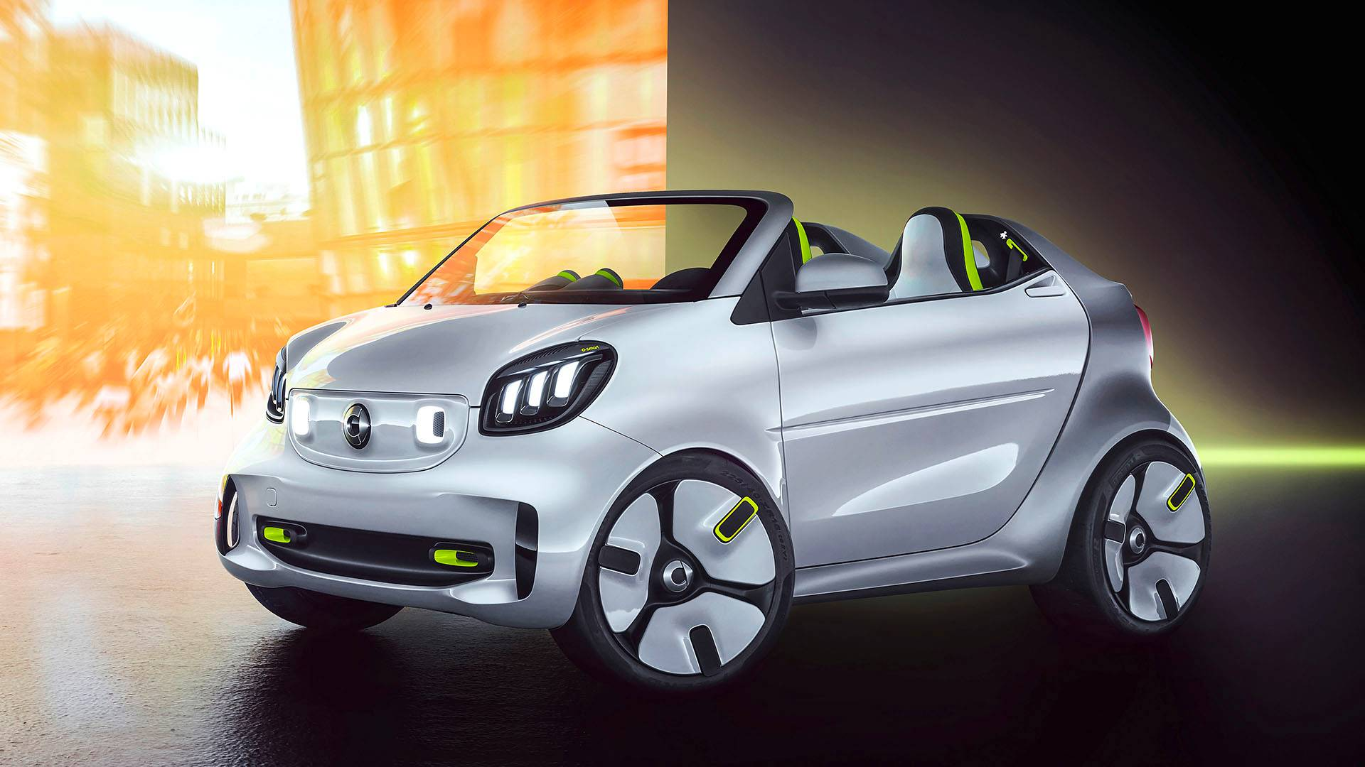 Smart Lifts The Wraps And Roof Off The Forease Concept