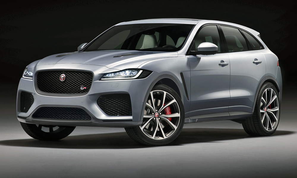 here 39 s how much the new jaguar f pace svr will cost in sa car magazine. Black Bedroom Furniture Sets. Home Design Ideas