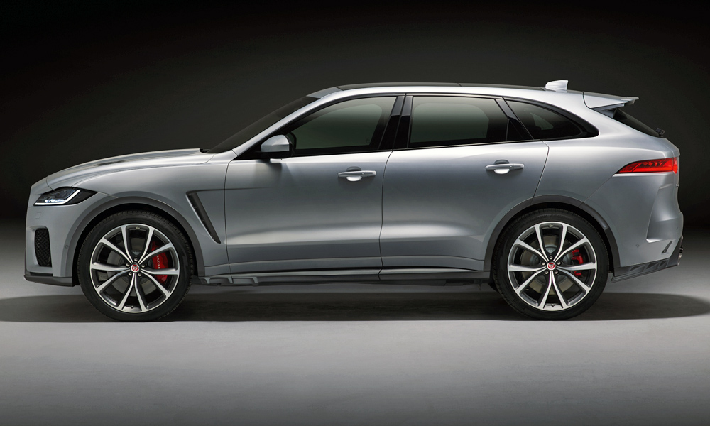 here s how much the new jaguar f pace svr will cost in sa car rh carmag co za