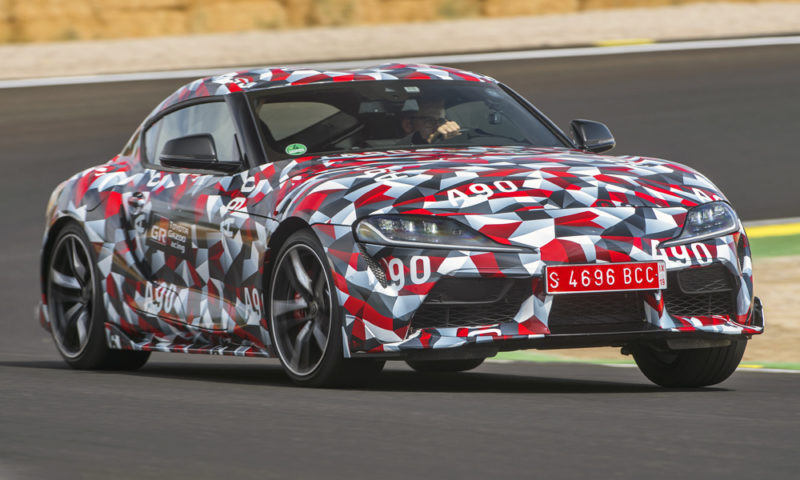 Toyota Supra to get drift mode