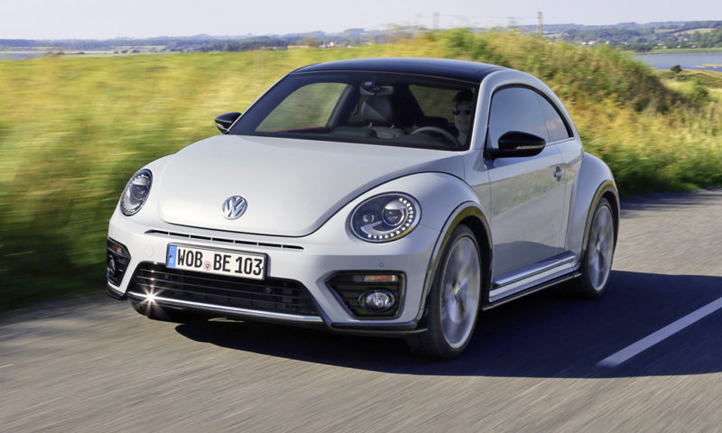 End of the road for Volkswagen's iconic Beetle