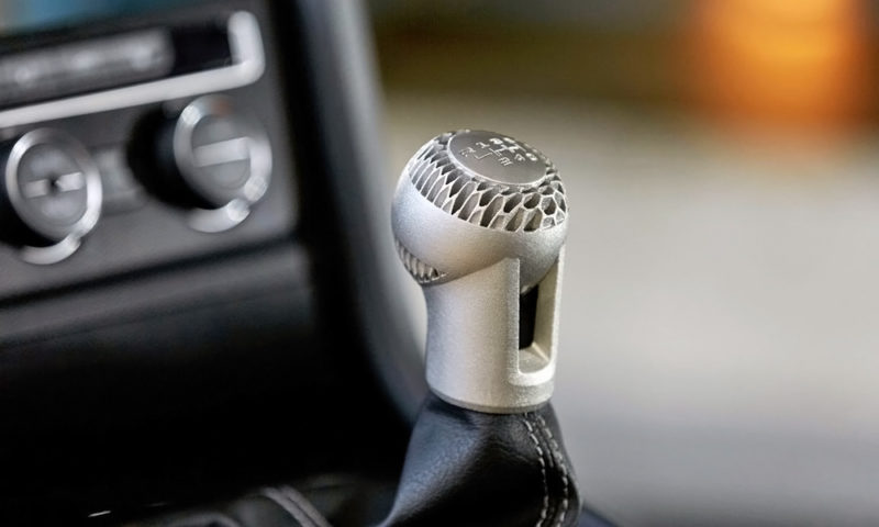 Volkswagen 3D printer gearknob
